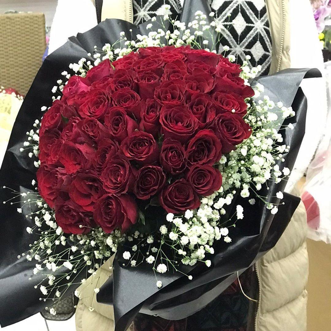 101 Adet gülden kız isteme çiçeği